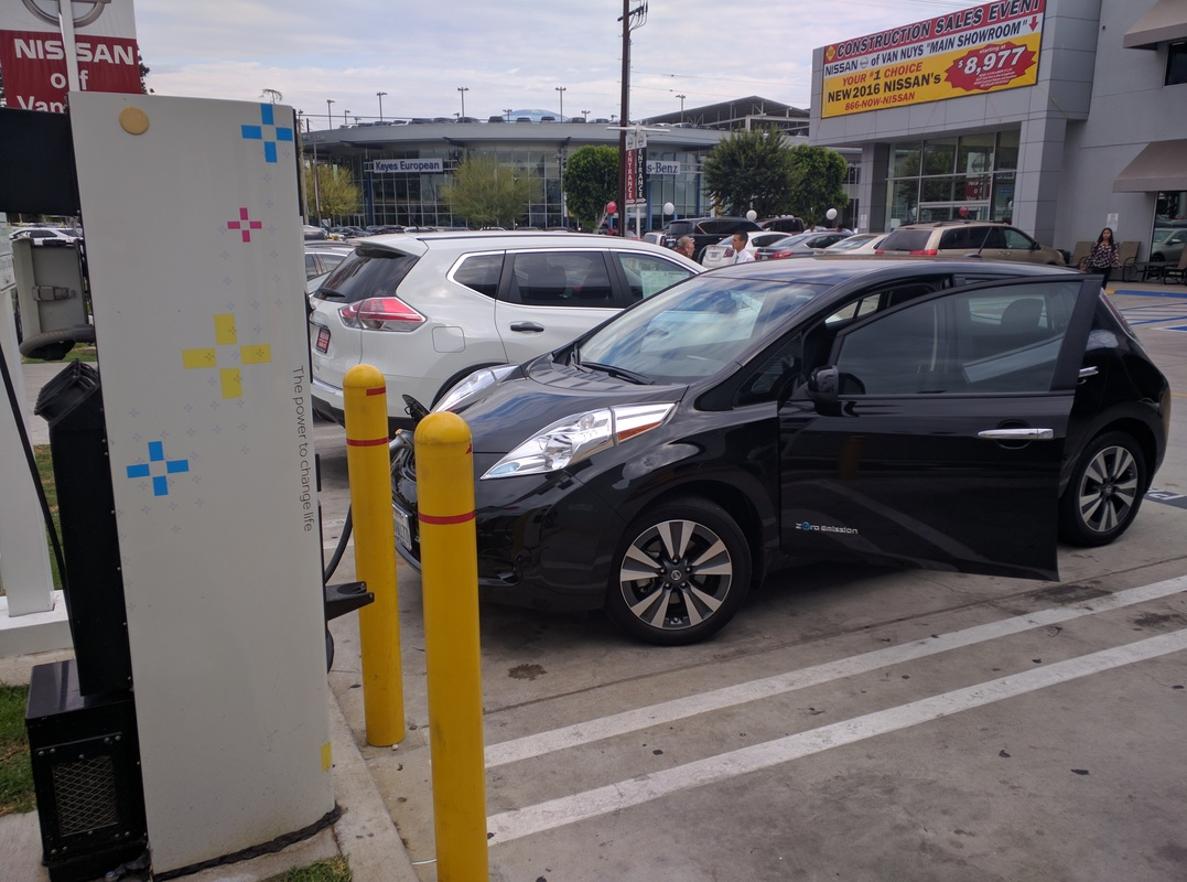 Hereu0027s What We Grappled With In Our Decision To (Spoiler Alert) Lease A  2016 Nissan Leaf: 1.Range Anxiety (at 110 Miles Per Charge ...